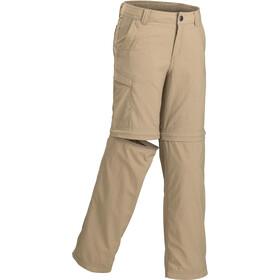 Marmot Cruz Spodnie z odpinanymi nogawkami Chłopcy, desert khaki